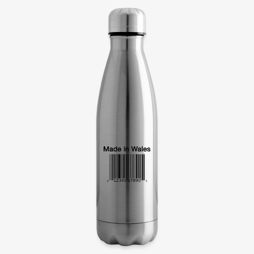 Made in Wales - Insulated Water Bottle