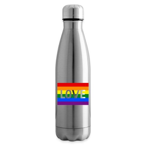 LOVE RETRO T-SHIRT - Termoflaske