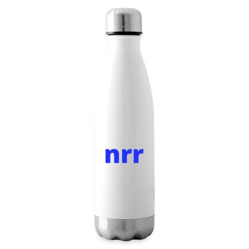 NEARER logo - Insulated Water Bottle