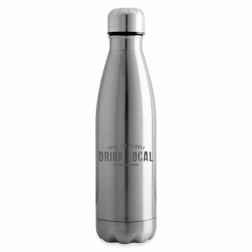 Drink Local - Insulated Water Bottle