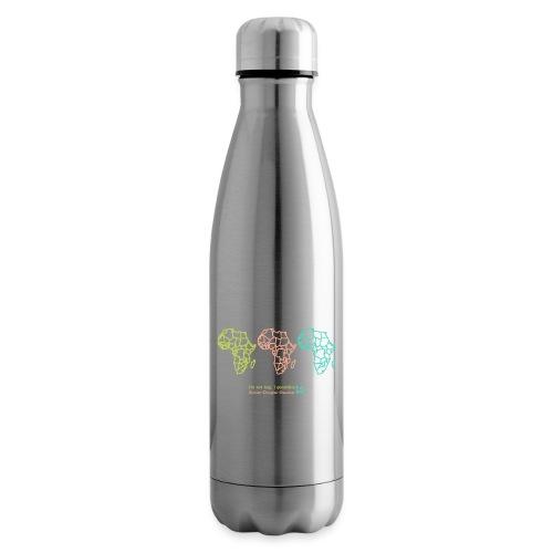 Ramer-Douglas-Peucker Algorithm -Africa - Insulated Water Bottle