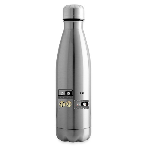 4 cassettes - Insulated Water Bottle