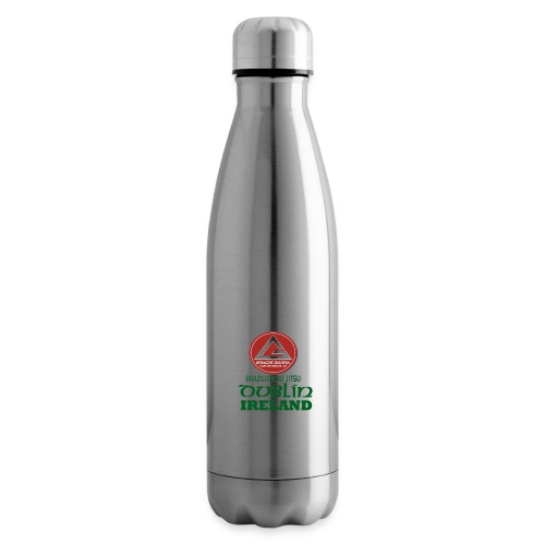Gracie Barra Dublin Gaelic Celtic Font PNG - Insulated Water Bottle