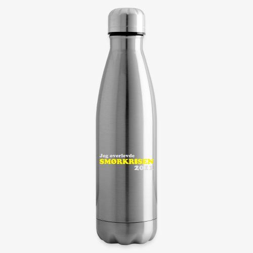 Smørkrise 2011 - Norsk - Isolert flaske
