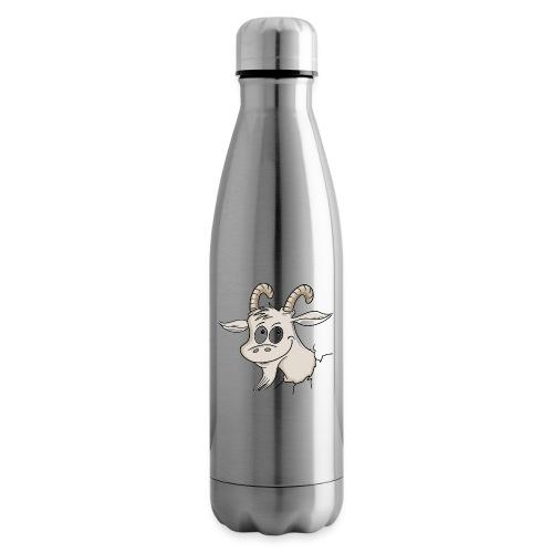 Steinbock - Isolierflasche
