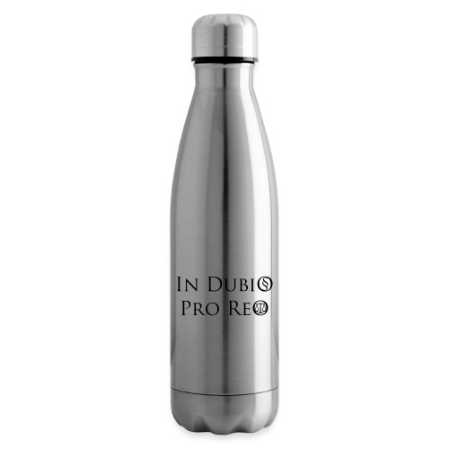 In Dubio pro Reo - Isolierflasche