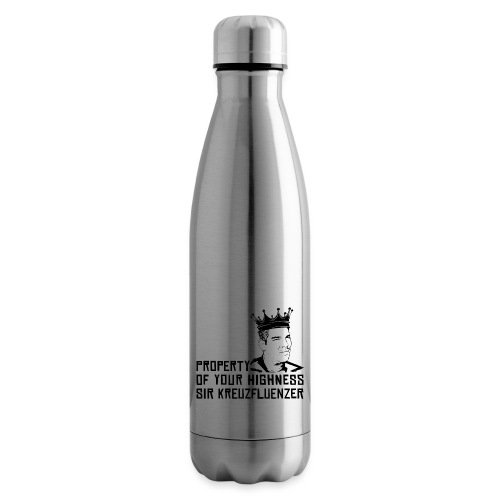 Property of your Highness Black - Isolierflasche