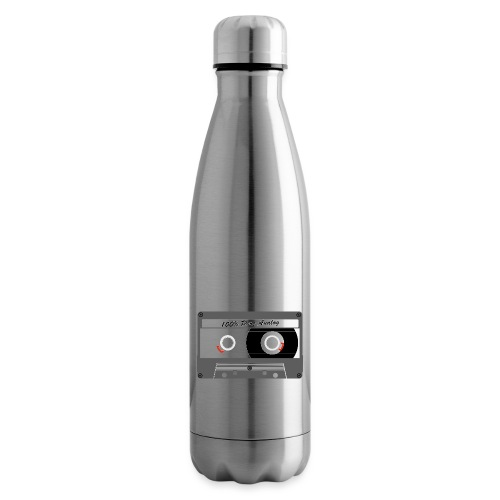 Cassette Pure Analog - Insulated Water Bottle