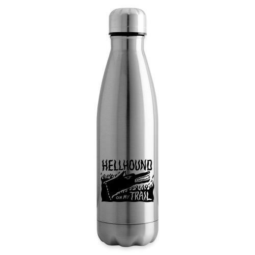 Hellhound on my trail - Insulated Water Bottle