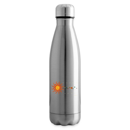 Solar System - Insulated Water Bottle