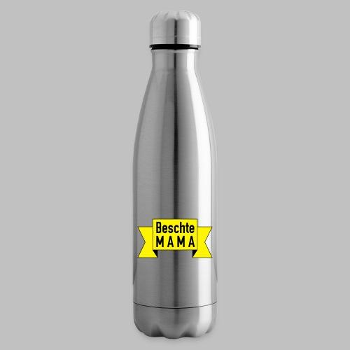 Beschte Mama - Auf Spruchband - Isolierflasche