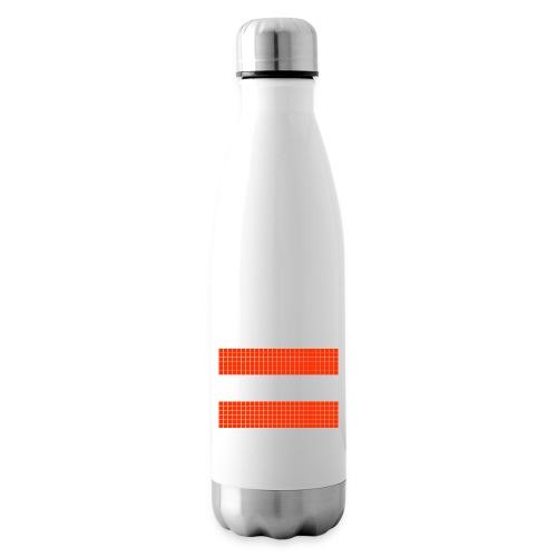 austrian flag - Termica Bottiglia