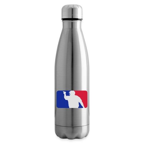 Baseball Umpire Logo - Insulated Water Bottle