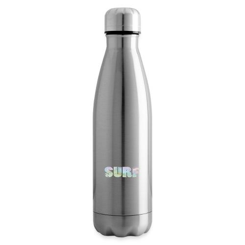 Surf summer beach T-shirt - Insulated Water Bottle