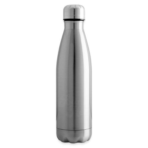 Blind Hen - Logo T-shirt, slim fit, black - Insulated Water Bottle