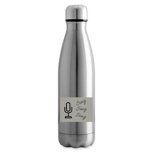Sing Sing Sing - Insulated Water Bottle
