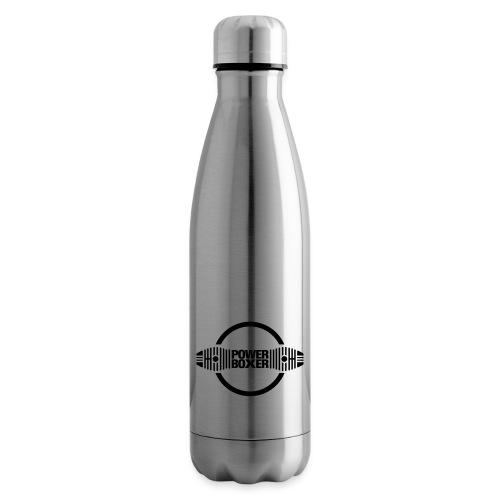 Motorrad Fahrer Shirt Powerboxer - Isolierflasche