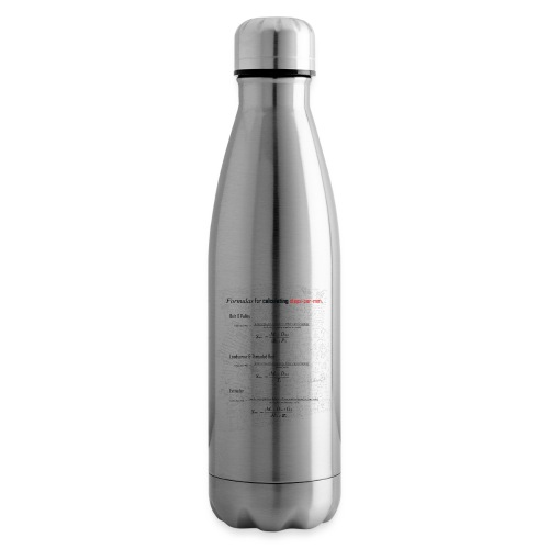 Formulas for calculating steps-per-mm. - Insulated Water Bottle