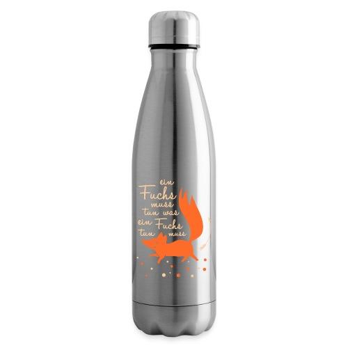 einfuchsmusstun - Isolierflasche