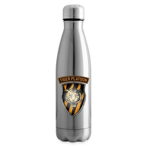 Tiger Patch and Tiger Shield - Insulated Water Bottle
