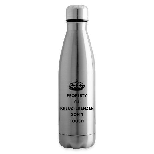 Kreuzfluenzer Don´t Touch Black - Isolierflasche