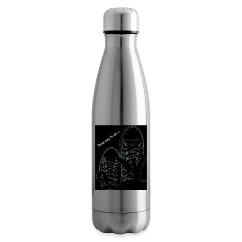 Long way to go - Insulated Water Bottle
