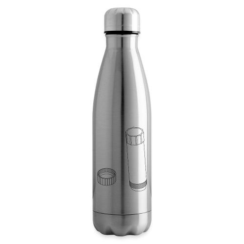 Gluestick (no text). - Insulated Water Bottle