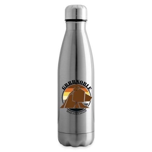 Logo 1 GRRRNOBLE BEAR ASSOCIATION - Bouteille isotherme