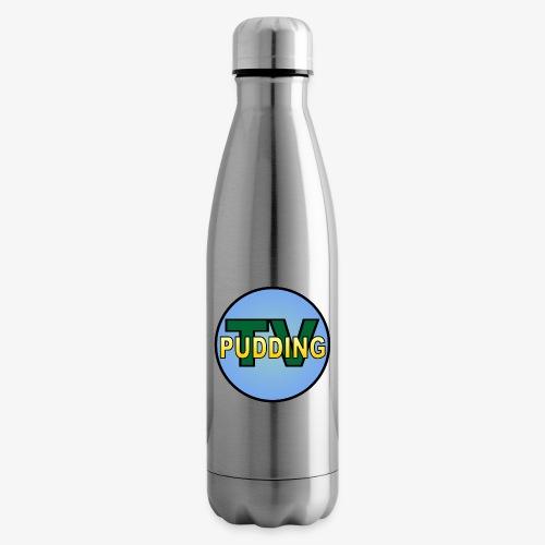 Pudding-TV Logo - Isolert flaske