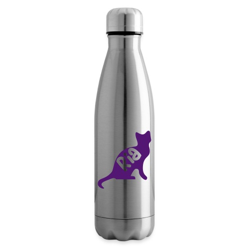 Team Ria Cat - Insulated Water Bottle