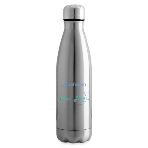 Dogey Chainfree - Off the Chain - Insulated Water Bottle