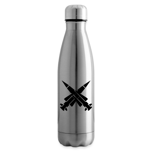 Missile Man - Insulated Water Bottle