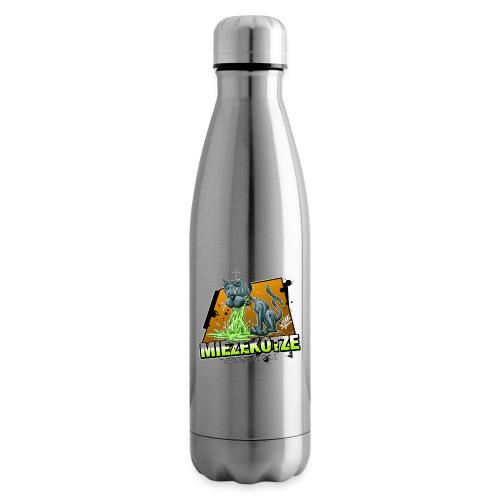 Miezekotze - Isolierflasche