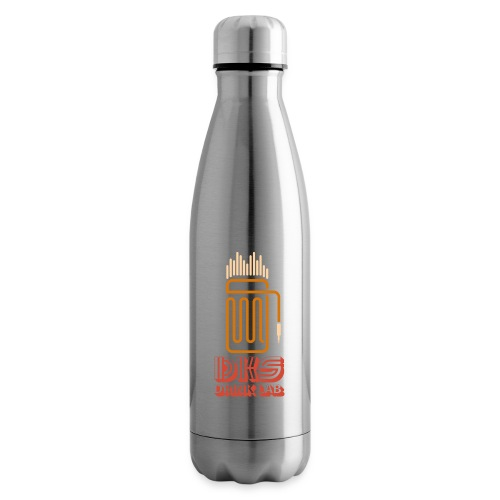 DKS Drink Lab Orange-Red - Termica Bottiglia