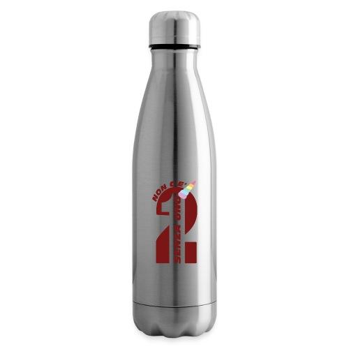 Logo nonceduesenzauno - Termica Bottiglia