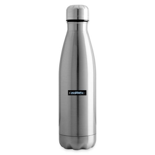 DerHardstyle.ch Kleines Logo - Isolierflasche