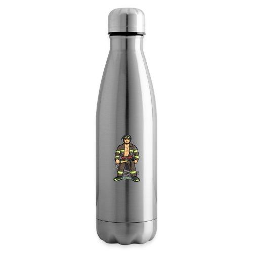pompiere - Termica Bottiglia