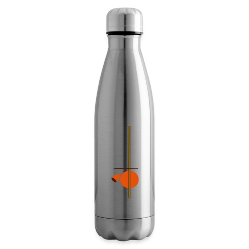 berimbau caxixi - Insulated Water Bottle