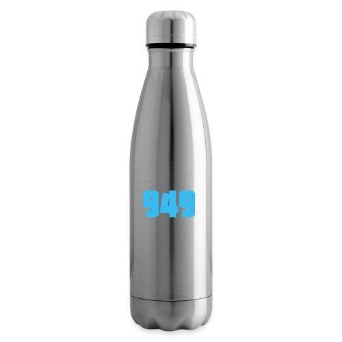 949blue - Isolierflasche