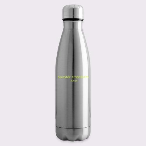 booster.transform zürich - Insulated Water Bottle