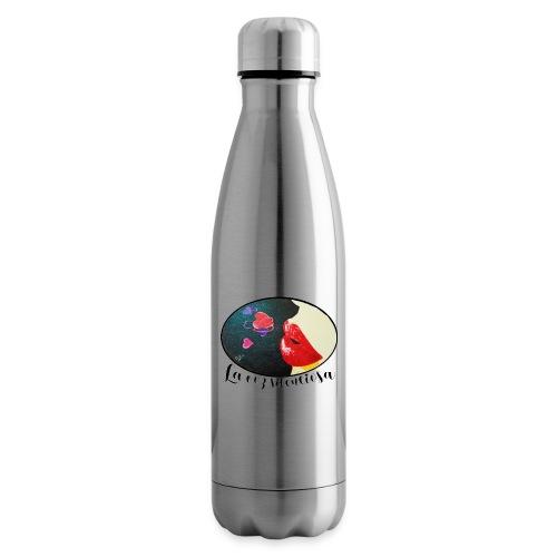 La Voz Silenciosa - Besos - Botella térmica