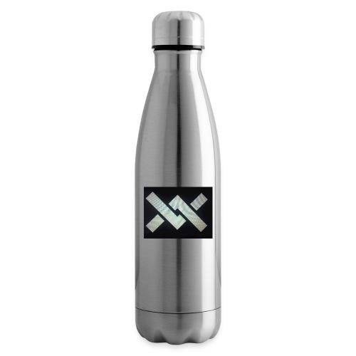 Original Movement Mens black t-shirt - Insulated Water Bottle