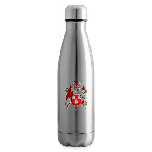 gogginarms3 - Insulated Water Bottle