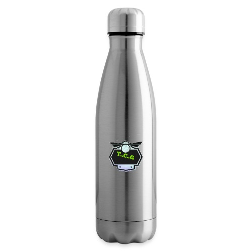 Cool gamer logo - Insulated Water Bottle