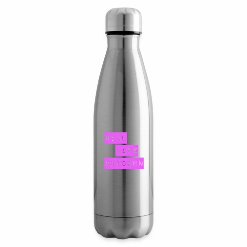 Real life unicorn - Insulated Water Bottle