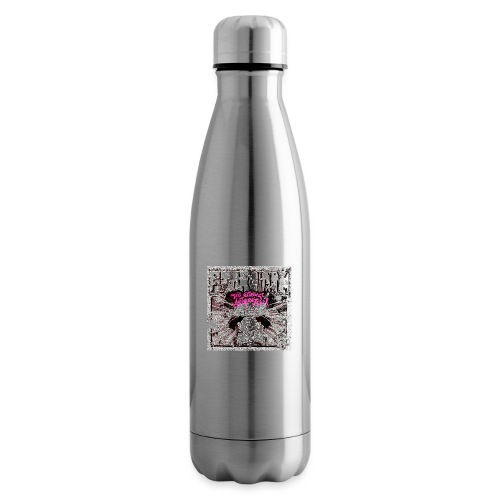 fatal charm - this strange attraction - Insulated Water Bottle
