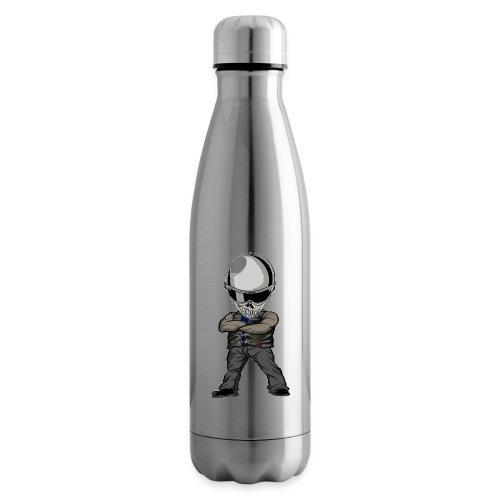 Böser Streetfighter - Isolierflasche