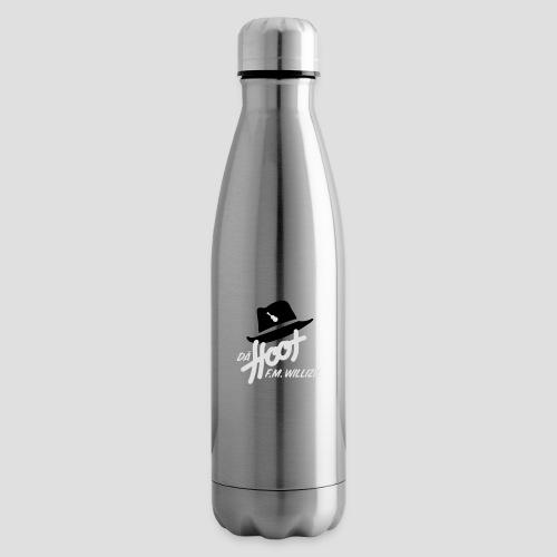 daeHoot_Shirt_Logo1_2c - Isolierflasche