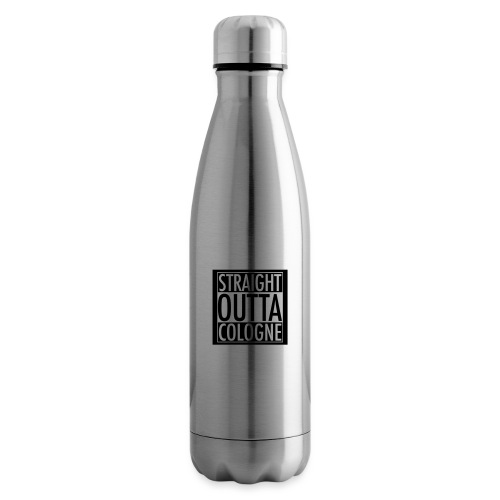 Straight Outta Cologne - Isolierflasche