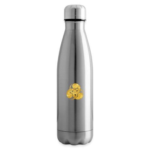 Tadpole Mon Japanese samurai clan - Insulated Water Bottle